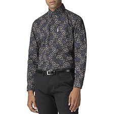 Image of Ben Sherman Australia BLACK ARCHIVE VEGA SHIRT