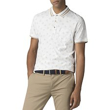 Image of Ben Sherman Australia  ARCHIVE PRINT POLO
