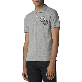 Image of Ben Sherman Australia  EMBROIDERED BADGE POLO