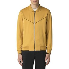 Image of Ben Sherman Australia YELLOW TRICOT TRACK TOP