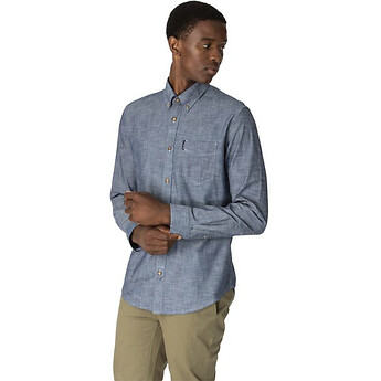 Image of Ben Sherman Australia  CHAMBRAY SHIRT