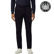 Image of Ben Sherman Australia NAVY LONDON RUNWAY CORD PANT