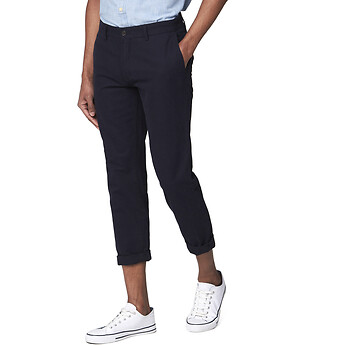 Image of Ben Sherman Australia  CROPPED SLIM TROUSER