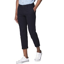 Image of Ben Sherman Australia MIDNIGHT CROPPED SLIM TROUSER