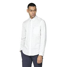 Image of Ben Sherman Australia SEA SCATTERED GEO SHIRT