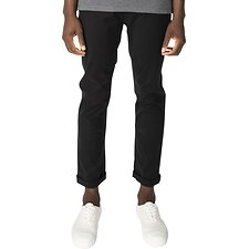 Image of Ben Sherman Australia BLACK SLIM STRETCH CHINO