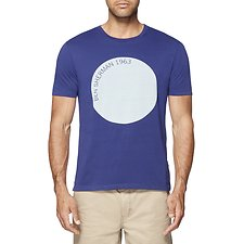 Image of Ben Sherman Australia BLUE DEPTHS BEN SHERMAN 1963 T-SHIRT