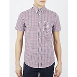 Image of Ben Sherman House Check Shirt Short Sleeve