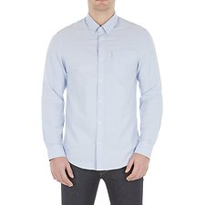 Image of Ben Sherman Australia DUSK BLUE OXFORD SHIRT