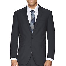 Picture of KINGS FIT NOTCH LAPEL LONG JACKET