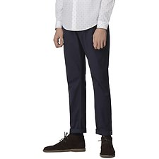 Image of Ben Sherman Australia NAVY BLAZER SLIM STRETCH CHINO