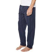 Image of Ben Sherman Australia NAVY BANCROFT LOUNGE PANTS