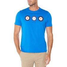 Picture of Short Sleeve Crew Tee 3 In A Row Target
