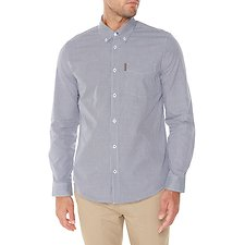 Picture of MICRO GINGHAM MOD FIT SHIRT