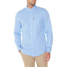 Picture of Long Sleeve Micro Gingham Mod Fit Shirt