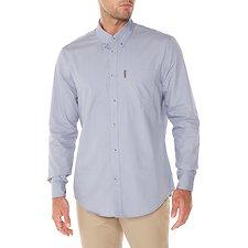 Picture of Long Sleeve Plain Mod Shirt
