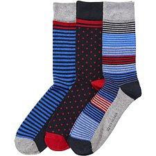 Picture of Patlander 3 Pack Socks