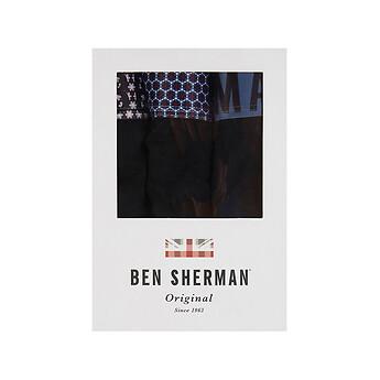 Image of Ben Sherman Australia  WYNDHHAM 3 PACK TRUNKS